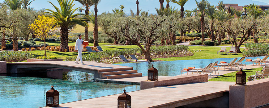 Images for golf breaks at  Fairmont Royal Palm Marrakech
