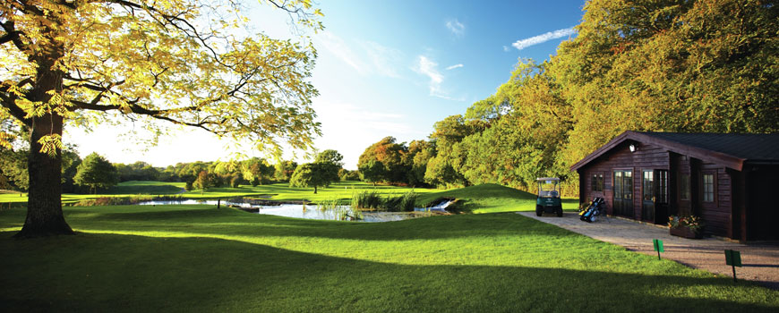 Golf Breaks at The Manor House Lodge, Exclusive Hotels