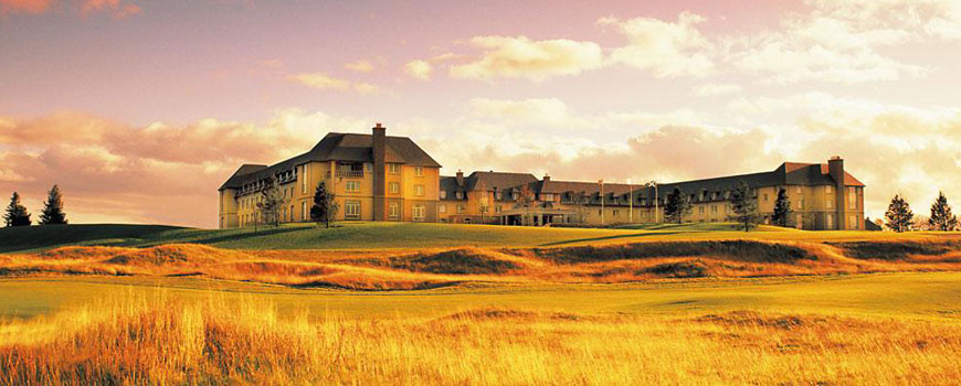 Golf Breaks at Fairmont St. Andrews