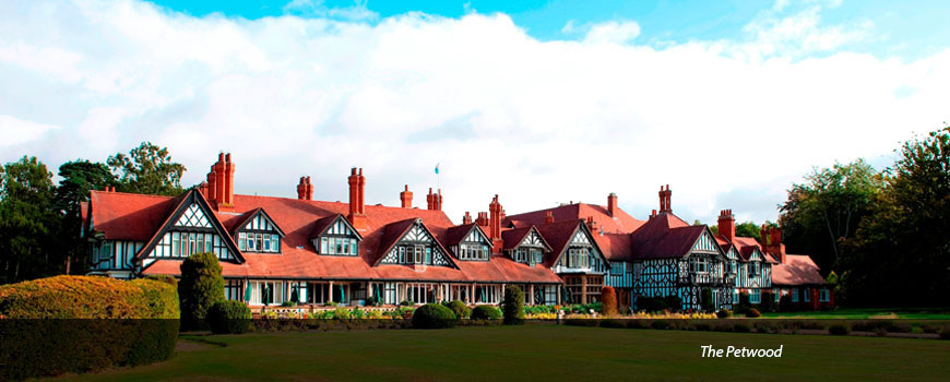 Golf Breaks at Woodhall Spa Golf Club