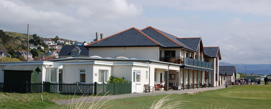 Golf Breaks at Aberdovey Golf Club, Dormy House