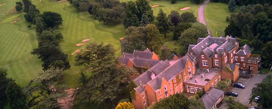 Golf Breaks at Coulsdon Manor Hotel and Golf Club