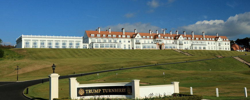 Images for golf breaks at  Trump Turnberry Scotland