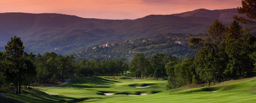 Golf Breaks at Terre Blanche Hotel Golf & Spa